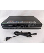 FOR PARTS REPAIR: LG RC797T DVD VHS Combo Recorder Digital Tuner No Remote - $19.79