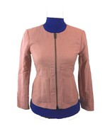 Ann Taylor LOFT XS 0 Blazer Linen Bl Peach Worthington Top S Royal Blue ... - $14.95
