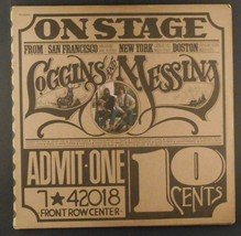 Loggins and Messina Onstage Live Vinyl Record LP Gatefold PG32848 - $5.87