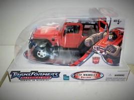 Hasbro Transformers Alternators 2005 Jeep Wrangler Rollbar Mini Car I15 - $537.99