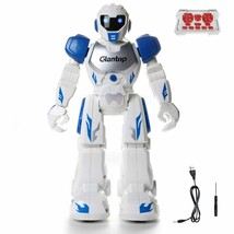 RC SMART INTERACTIVE ROBOT for 5 6 7 8 9 Yr year old boy girl TOY Birthd... - $68.95