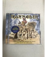 CD Iron Maiden -Somewhere back in time The best of 1980-1989 VERY GOOD C... - $9.85