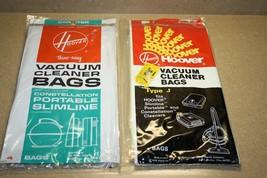 New Hoover Vacuum Cleaner Bags Type J Portable Slimline Constellation - 8 Bags image 2