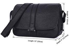 Sale, Work Bag, Messenger Bag, Men's Vertical Messenger Bag, Sling Messenger Bag image 6