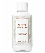 Bath & Body Works White Jasmine 2019 Edition 24 hr Moisture Body Lotion ... - $12.73