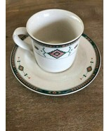 Studio Nova Adirondack Coffee Cup and Saucer Y2201 - $12.86
