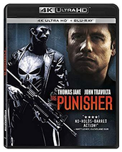 The Punisher (4K Ultra HD + Blu-ray)