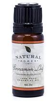 Cinnamon Leaf Essential Oil - 100% Pure Therapeutic Grade Cinnamon Leaf Oil by N
