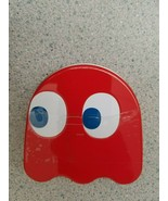 Pac Man Ghost Sours Cherry/Blue Raspberry Red Ghost - $3.91
