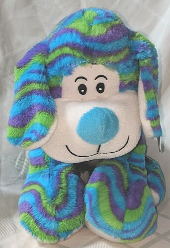 Fiesta A51766 Mod Squad 12 Inches Multi Colored Waves Floppy Dog Ages 3 Plus