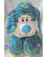 Fiesta A51766 Mod Squad 12 Inches Multi Colored Waves Floppy Dog Ages 3 ... - $20.00