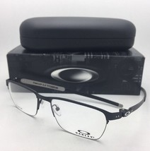 New OAKLEY Eyeglasses TINCUP 0.5 TITANIUM OX5099-0153 53-18 Powder Coal ... - $294.95
