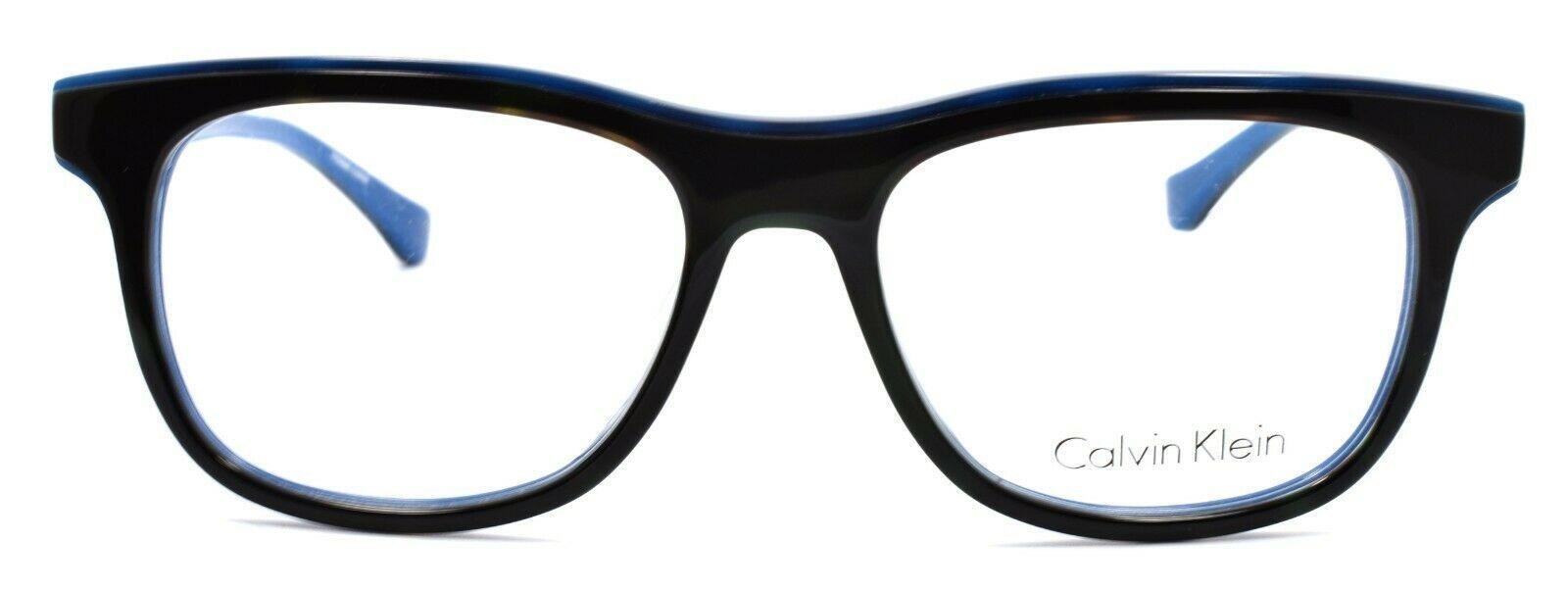 Calvin Klein CK5933 229 Unisex Eyeglasses Frames 51-16-140 Tortoise / Blue