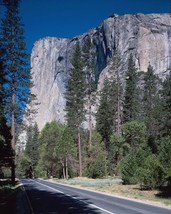 El Capitan granite rock formation Yosemite National Park California Phot... - $6.16+