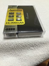 Life Charge Jumbo 16000 MAH Portable Charger Power Pack