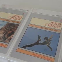 Jesus Christ VHS Tape Series by James Fleming 1985 Never Opened image 8