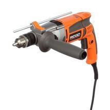 "Ridgid R50111 8.5-Amp 1/2"" Heavy Duty Hammer Drill - $85.00"