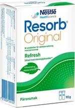3 x Resorb Original Pear effervescent tablet 20 pcs - $54.90