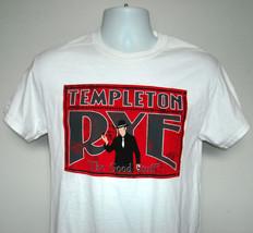 Mens Templeton Rye Whiskey The Good Stuff T Shirt Small - $21.73