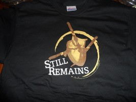 Still Remains - Stabbed Heart T-shirt ~Never Worn~ M Xl ## - $11.00
