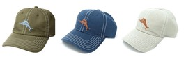 Tommy Bahama Men's Linen Blend Marlin Ballcap Adjustable Strap Cap Hat Licensed