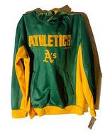 Majestic Athlétique Jeunesse Oakland Athlétique Geo Strike Pull Capuche ... - $28.69