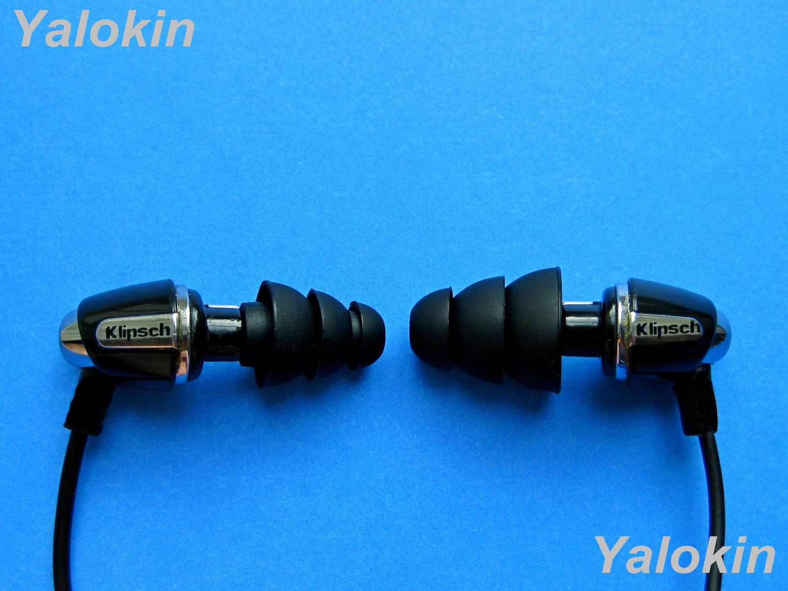 Comfort Fit Kit Replacement Ear Tips Earbuds for Klipsch R6m In Ear Earphones