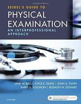 Seidel's Guide to Physical Examination: An Interprofessional Approach (M... - $104.95