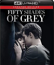Fifty Shades of Grey (4K Ultra HD + Blu-ray)