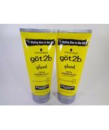 Schwarzkopf got2b Glued Styling Spiking Glue 2 PACK (6oz) {HB-S} - $15.90