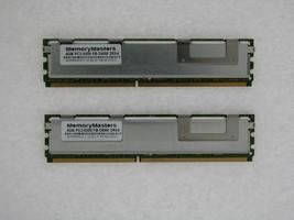 8GB (2X4GB) DDR2 MEMORY RAM PC2-5300 ECC FBDIMM DIMM **TESTED**