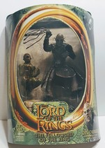 Orc Overseer Lord of the Rings The Fellowship of the rings Action Figure... - $11.00