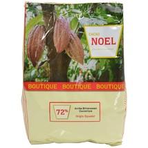 Noel Dark Chocolate Pistoles - Bitersweet 72%, Arriba - 1 bag - 4.4 lbs - $95.99