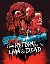 Return Of The Living Dead (Blu-Ray/Re-Pkgd)