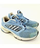 ADIDAS Original Clima Cool Light Blue Athletic Shoes Sz 7-1/2 M - VGC 39... - $21.24