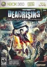 Dead Rising (Microsoft Xbox 360, 2006) VERY GOOD - $5.43