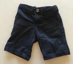 """Old Navy Girls Navy Blue School Uniform Beermuda Shorts Size 5 6"""" inseam - $8.91"""