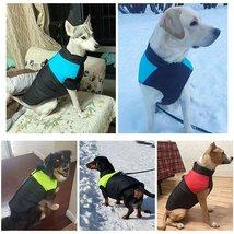 Winter Pet Dog Clothes Warm Big Dog Coat Puppy Clothing Waterproof Pet J... - $9.00+
