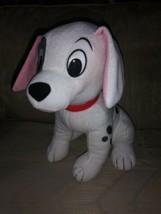 "Kohls Cares Disney 101 Dalmatians Patch Plush 11"" Stuffed Animal Dog Puppy 2014 - $14.84"