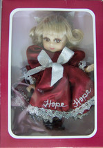 """6"""" Marie Osmond Ms Doll For The Cause Hope Doll Nrfb - $29.21"""