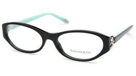 New Tiffany & Co. Tf 2067-B 8001 Black Eyeglasses Frame 53-16-135 B32 Italy - $113.84