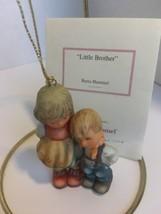 Hummel A Celebration of Life~ Little Brother ~ Berta Porcelain Ornament ... - $18.70