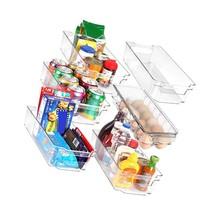 Set Of 6 Pantry Izers-Includes 6 Izers 5 Drawers & 1 Egg Holding Tray-Iz... - $47.99