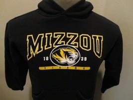 Vtg Russell Athletic Mizzou Missouri Tigers NCAA Hooded Sweatshirt Youth... - $25.49