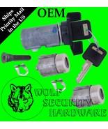 Chevy GMC Kodiak Topkick 91-02 OEM Ignition Switch Cylinder Door Lock Se... - $55.96