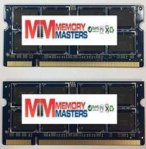4GB Kit 2 x 2GB Memory Upgrade for HP Omni Pro 110 PC3-10600 1333MHz DDR3 SODIMM