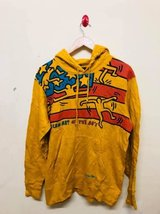 Vintage 80s Keith Haring Sweatshirt Hoodies American Pop Art Design Andy... - $95.00