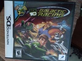 Nintendo DS Ben 10: Galactic Racing image 1