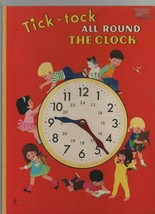 Tick-Tock All Round the Clock - Brimax Books - Movable Clock Hands - Boa... - $8.55