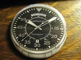 Hamilton Specchietto Tascabile - Repurposed Orologio da Polso Rivista Ca... - $19.85